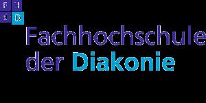 Logo von Moodle-Lernumgebung der FH der Diakonie